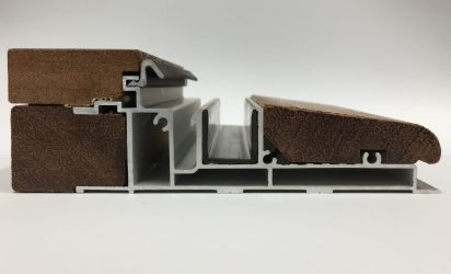 Hybrid sill profile