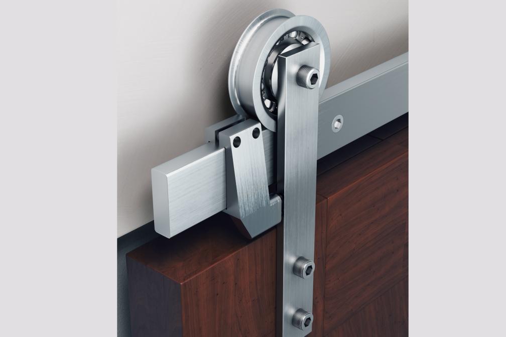 Open Rail, Sliding Door Hardware